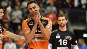 Düren zwingt BR Volleys in Entscheidungsspiel