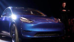 Böser Tesla-Crash an der Börse