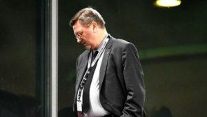 Reinhard Grindel sollte noch zwei weitere Male zurücktreten