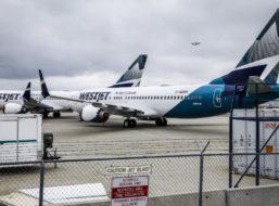 Pannen-Boeings nehmenMitarbeitern Parkplätze weg