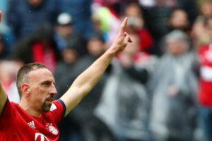 Ribery verlässt FC Bayern, Zukunft noch offen