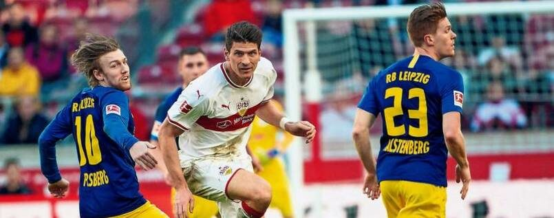 Mario Gomez soll es gegen den 1. FC Union richten