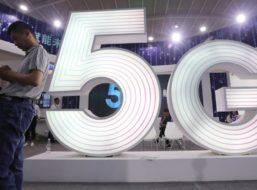 5G-Auktion knackt Sechs-Milliarden-Marke
