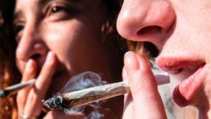 Cannabis-Konsum: Immer früher und häufiger