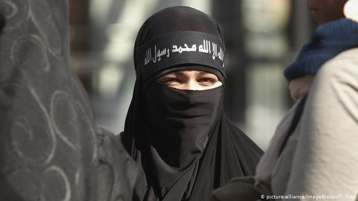 Der IS ist zunehmend auf Frauen angewiesen