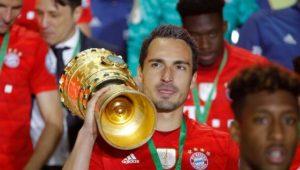 BVB will Bericht zufolge Mats Hummels zurückholen