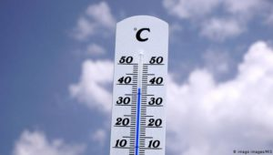 40 Grad sind drin
