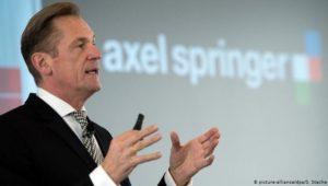 US-Finanzinvestor KKR steigt bei Springer ein