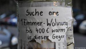 Mieten – Deutschlands sozialer Sprengstoff