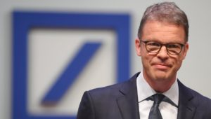 Deutsche-Bank-Bossrechnet mit Vorgängern ab