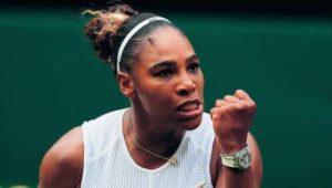Serena Williams kämpft mit Leidenschaft und Kalkül