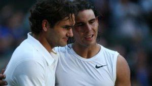 Roger Federer, Rafael Nadal und das Spiel der Spiele