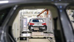 Elektroautos bedrohen60000 Jobs in Bayern