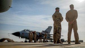 Bundesregierung: Keine Bodentruppen nach Syrien