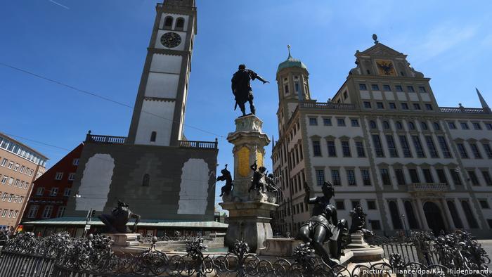 UNESCO-Weltkulturerbe: Augsburger Wasserwirtschaft hofft auf Titel