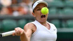 Simona Halep fordert Serena Williams im Finale