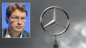Diesel-Skandal sorgtfür Daimler-Schock